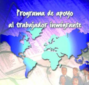 Programa de apoyo al trabajador inmigrante