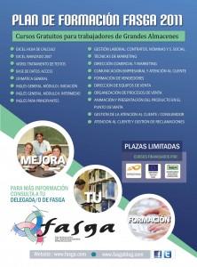Cursos FASGA 2011