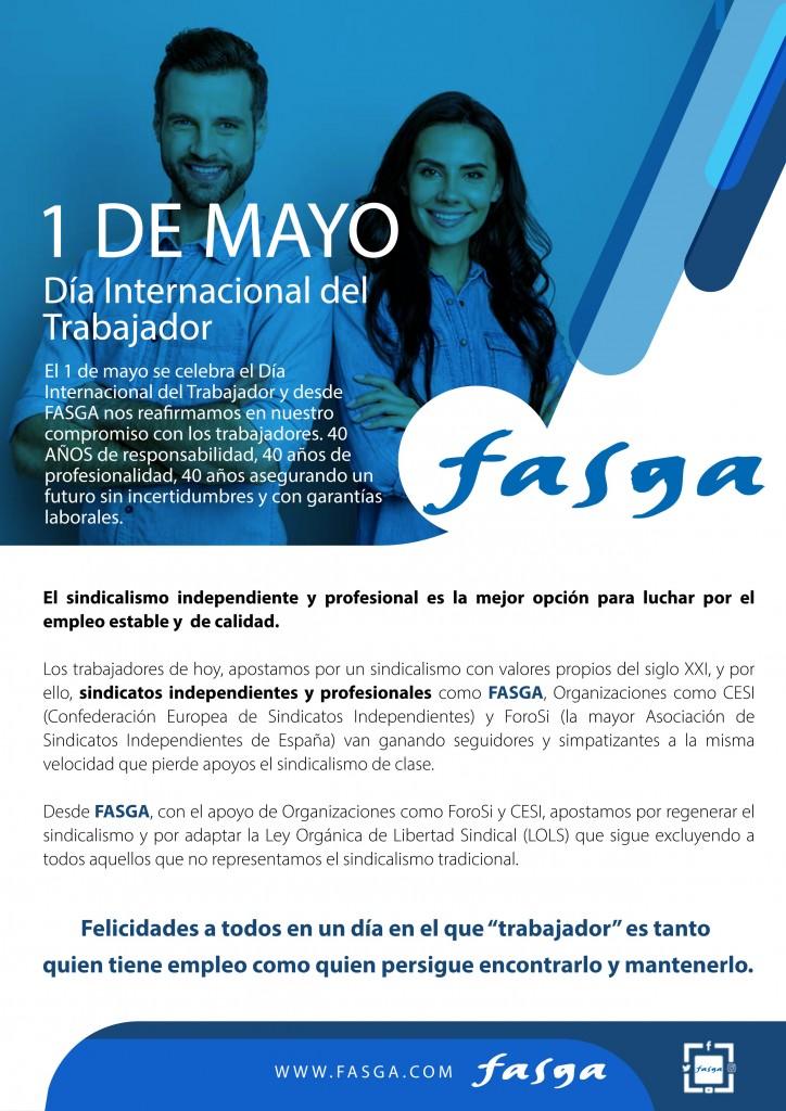 1 de mayo 2019_FASGA
